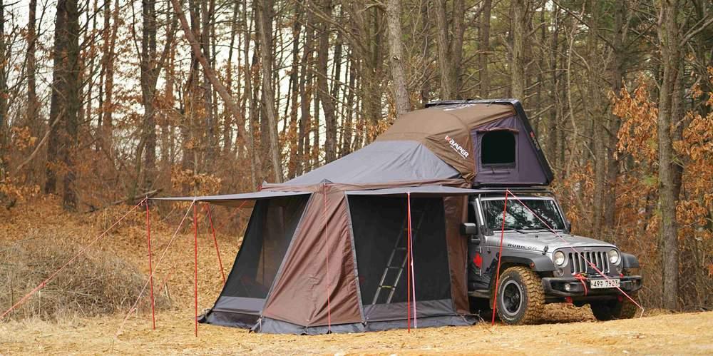 iKamper Sky Camp 2 Annex