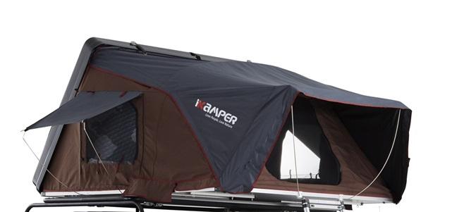 R.A.S.V. Camper Trailers Ikamper Roof Top Tent