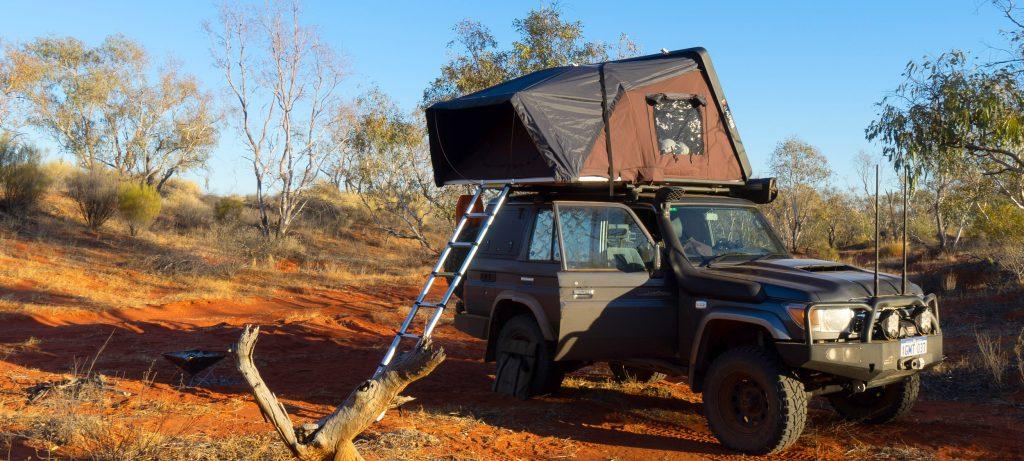 iKamper 4 Person Roof Top Tent
