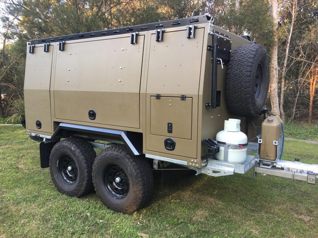 R.A.S.V. Camper Base Model