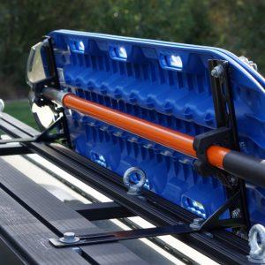 Maxtrax Bracket With Shovel Mounts
