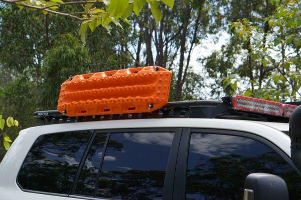 Maxtrax Side MOUNTED Bracket for Rhino Pioneer Racks