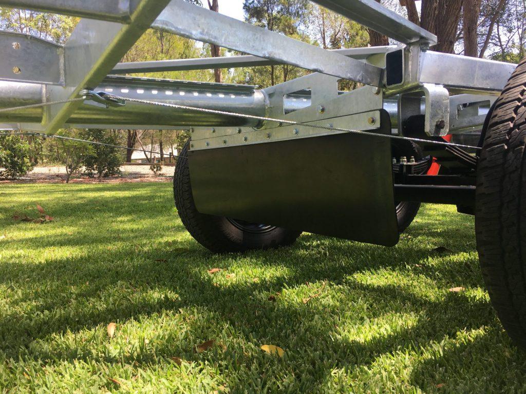 R.A.S.V Leaf Spring Trailer Chassis