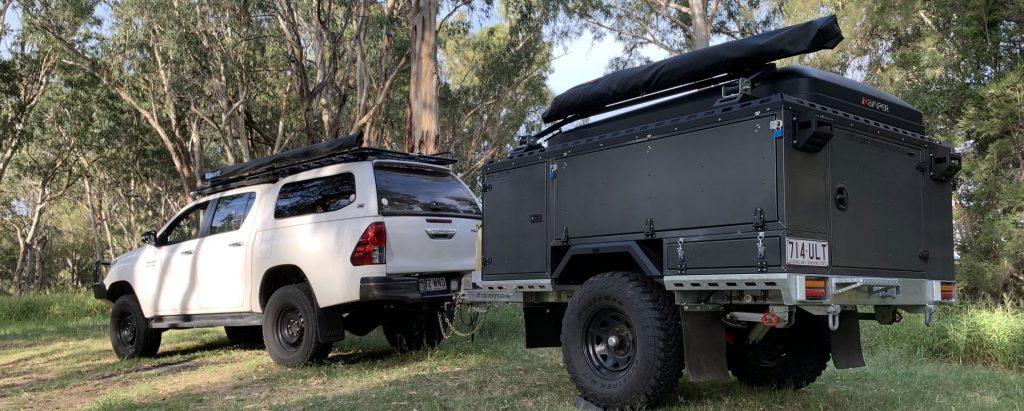 Off Road Designs Camper Trailer